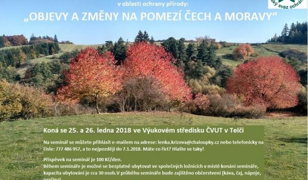 Odborný seminář v Telči